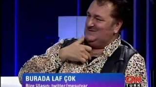 Asım Can Gündüz 6 Ocak 2012 Cuma CNN Türk Mesut Yar Laf Çok Bölüm 3