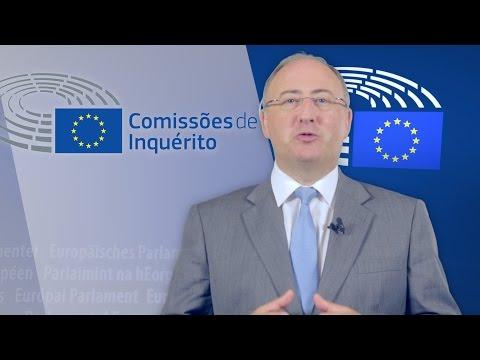 Minuto Europeu nº 97 - Comissões de inquérito do PE