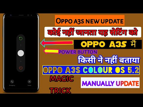 Oppo A3s Color Os 5 2 New Update Finally Released | New