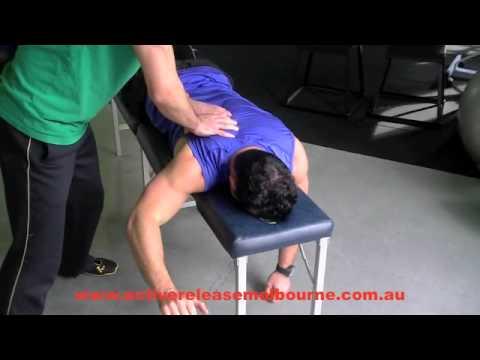 Kontraindikation für Rückenschmerzen