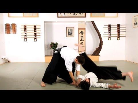 How to Do Shihonage | Aikido Lessons
