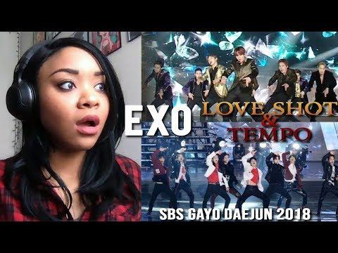 Download Reaction Exo Love Shot Video 3GP Mp4 FLV HD Mp3 Download