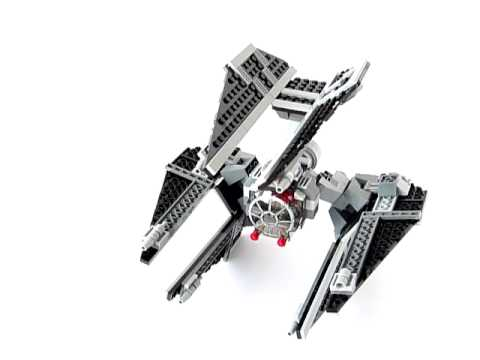 Vidéo LEGO Star Wars 8087 : TIE Defender