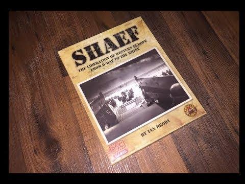 The Discriminating Gamer: SHAEF
