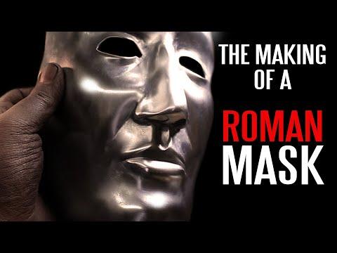 Forging a Mask of Metal