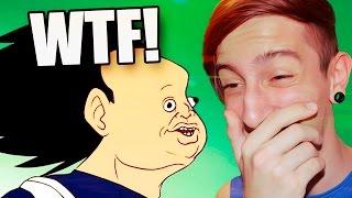 Dragonzball PeePee - Video Reacción