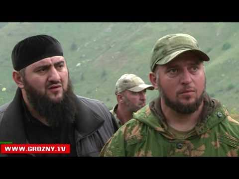 Глава Чечни посетил историческую область Нашха