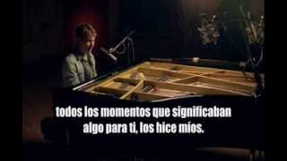 James Blunt - Sun on Sunday [Subtitulada en español] Unplugged.
