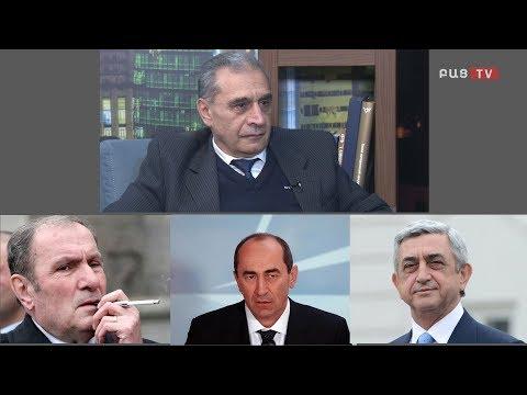 Bac tv. Երեք նախագահներն էլ քանդել են մեր երկիրը․ Ռոբերտ Սիմոնյան
