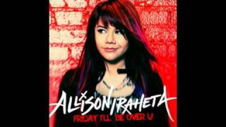 "Allison Iraheta ""Friday I'll be Over U"""