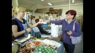 preview picture of video 'Węgorzewo sklep DYSKONT - Losowanie - Konkurs Twój Szczęśliwy Paragon 2012 09'