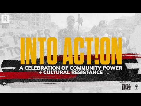 INTO ACTION Celebrates 55th Anniversary of the Voting Rights Act With Common, Stacey Abrams & More