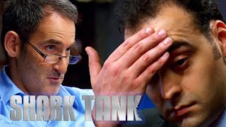Steve Offers Millions For Stock Market Placement | Shark Tank AUS