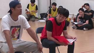 舞台「おおきく振りかぶって夏の大会編」稽古場の様子はこちらから!