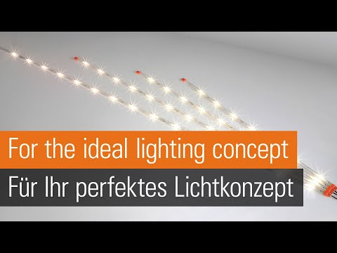 LED Lighting (poultry house) / LED-Beleuchtung (Geflügelstall)