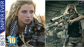 Top 10 Most Dangerous Snipers In The World (Hindi)