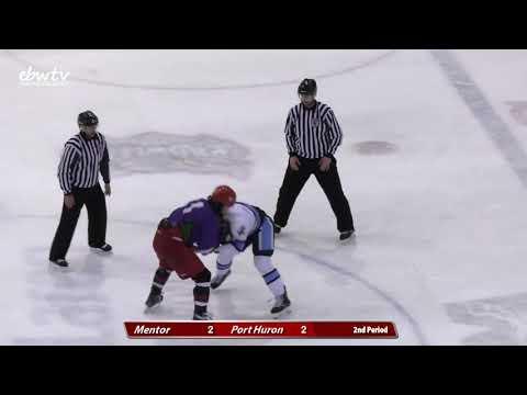 Justin Portillo vs. Richard Pinkowski