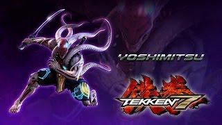 Yoshimitsu - Costume