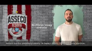 Film do artykułu: Nicholas Hoag oficjalnie...
