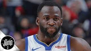 Draymond Green is right that NBA teams deserve more blame for draft busts - Nick Friedell | The Jump