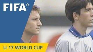 Buffon, Neymar, Xavi & More: Before They Were Stars (U-17 World Cup)