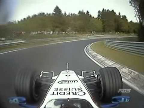 Video I Formula 1 on the Nordschleife