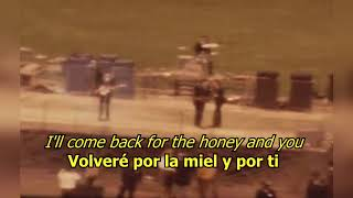 A taste of honey - The Beatles (LYRICS/LETRA) [Original]