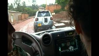 preview picture of video 'Driving around Kigali Rwanda'