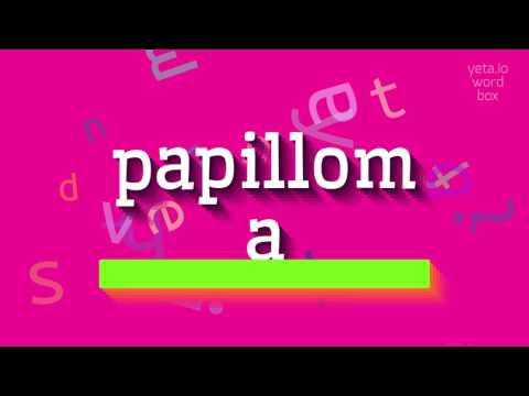 Virus del papiloma es cancer
