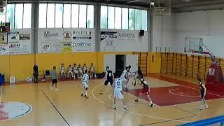 U15 G: Happy Basket Castelmaggiore – Cestistica highlights