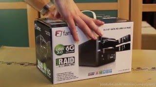 Fantec MR-35DU3-6G // Unboxing und kurzer Test