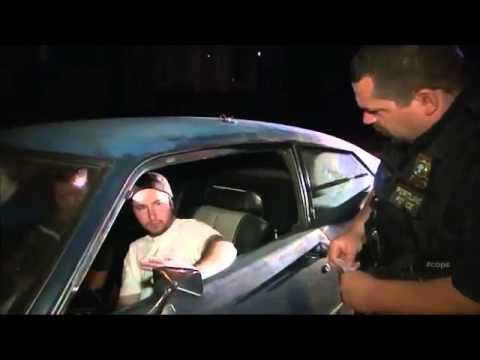 Guy talks himself into a DUI