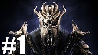 Прохождение TES V: Skyrim - Dragonborn #1 (Храм Мирака)