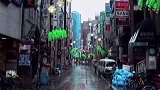 1991武蔵野市の雨散策散歩吉祥寺駅からスタートKichijojiWalkabout910616