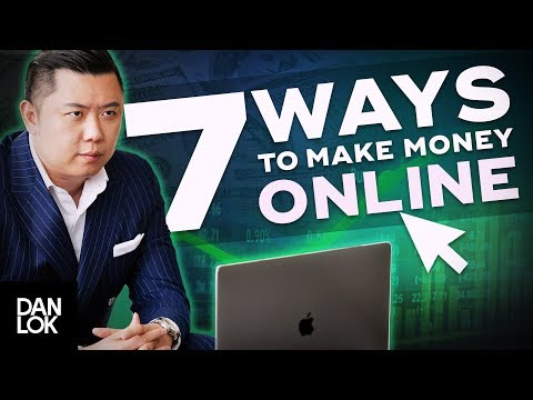7 Legit Ways To Make Money Online – How To Make Money Online