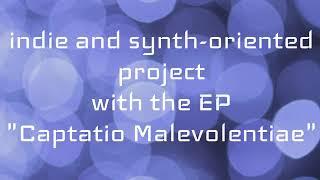 """Video SYNTH-ME LABEL PRESENTS: Convulsia Darklove """"Captatio Malevolent"""