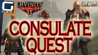 DIVINITY ORIGINAL SIN 2 - Swornbreaker Scythe (Key to Freedom Quest