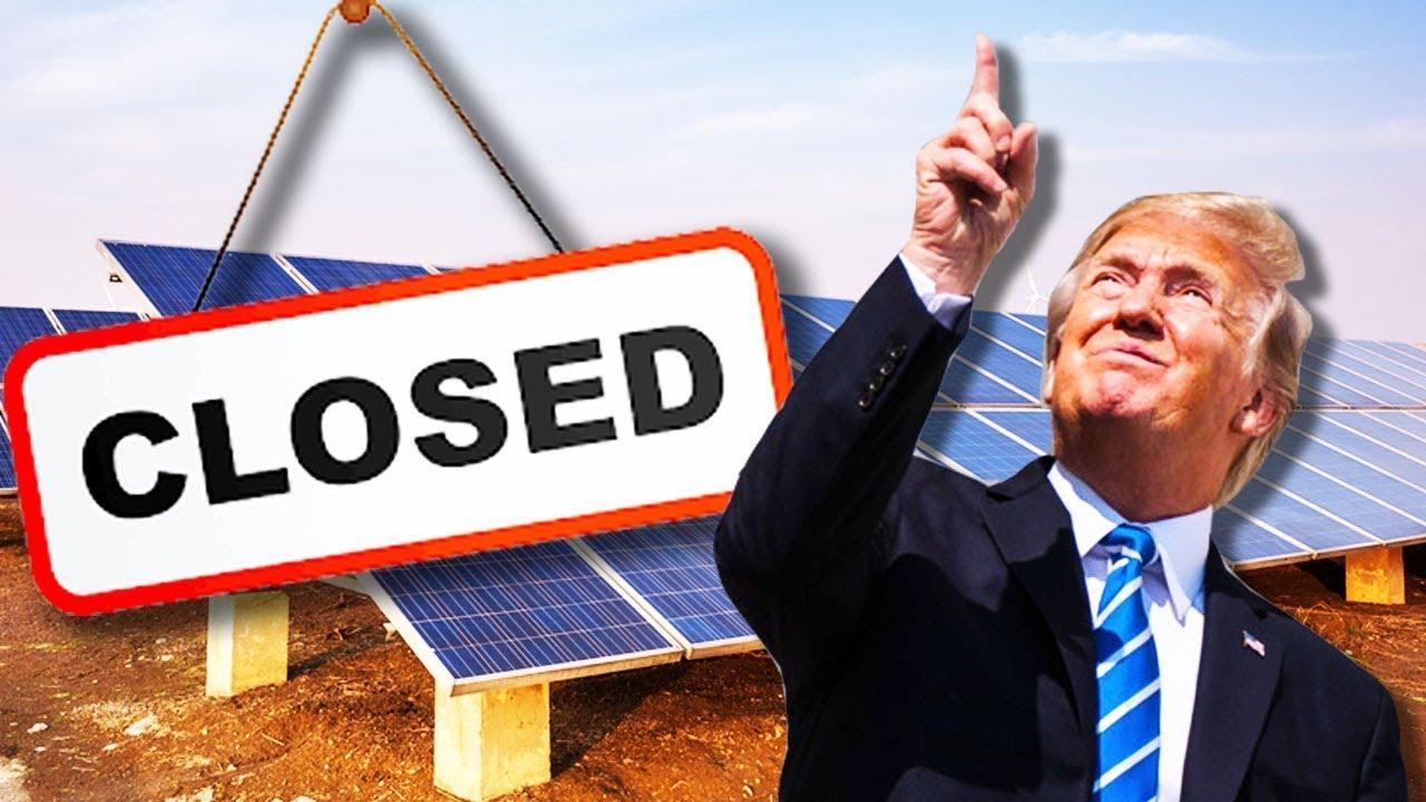 Did Trump Just Kill Solar? thumbnail