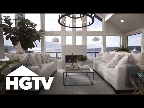 HGTV Dream Home 2018 - Great Room Tour