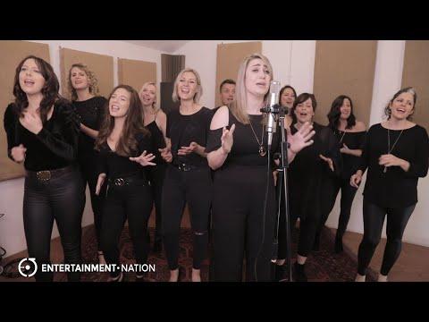 Gospel Voices Choir Perform 'Higher Love'