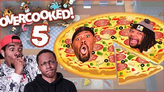 The Chefs Making Pizza...What Could Go Wrong? (Overcooked Story Ep.5)