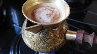 Кофе с молоком БЕЗ кофе и молока :)