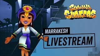 🔴 Livestream | Subway Surfers | Marrakesh
