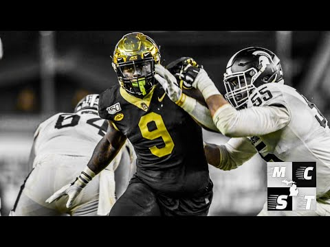 (NFL DRAFT SPOTLIGHT) Wake Forest Demon De Carlos Basham Jr.!!!