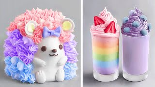 Tasty Cake Lovers | 10 Easy Cake Decorating Ideas | How To Make Cake Decorating For Holidays