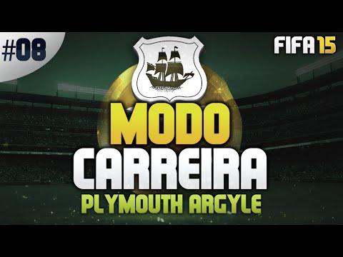 SOU MUITO BURRO !!   FIFA 15 MODO CARREIRA #08