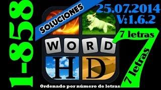 4 Fotos 1 Palabra | Todas Las Soluciones De 7 Letras (1-858)