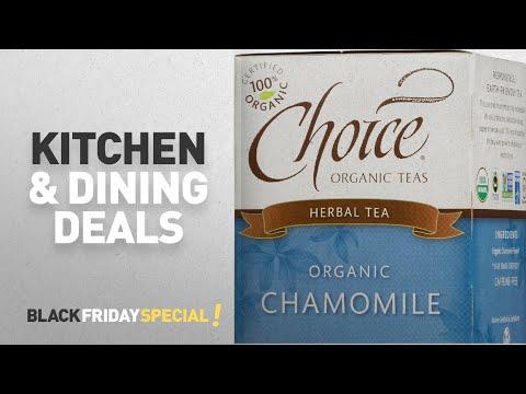 Black Friday Kitchen & Dining By Choice Organic // Amazon Black Friday Countdown