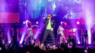 Daddy Yankee Live HD Lovumba 2014