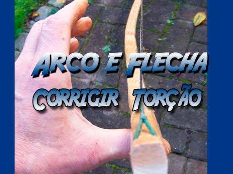 Arco e Flecha - Corrigir Torção